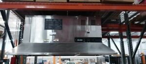"""Giles PO-VH 60 7/16"""" Ventless Hood for Electric Ovens"""