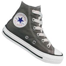 Calzado de niño gris Converse de color principal gris