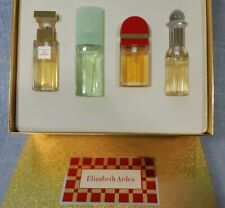 NEW Elizabeth Arden Perfume  Gift Set Red Door  Green Tea Splendor & 5th Avenue