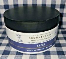 New Aromatherapy Sleep Body Butter 6.7 oz Bath & Body Works Ships Free!