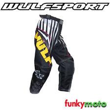 Pantalones de color principal amarillo para motoristas