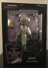 The Nightmare Before Christmas JEWEL Action Figure by Diamond Select
