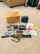 Nikon D2x12.4MP Digital SLR Camera - Black (Body Only)