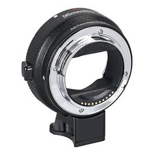 Commlite Auto Focus Adapter - Canon EF EF-S Lens to Sony E FE Mount Camera