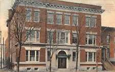 South Bend Indiana Young Womens Christian Asso Building Antique Postcard K14481