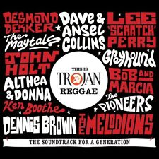 THIS IS TROJAN REGGAE 2 CD VARIOUS ARTISTS (New Release February 2018)