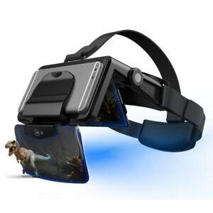 Gafas VR de Realidad Virtual, AR-X, Casco 3D VR, Gafas, Auriculares Para CELULAR