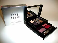 BOBBI BROWN ULTIMATE PARTY COLLECTION EYE SHADOW LIP GLOSS PALETTE BRUSH