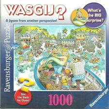 CATCH OF THE DAY - WASGIJ - Complete - RAVENSBURGER PUZZLE