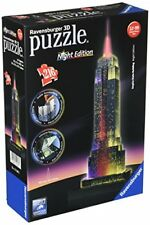 Puzzle 3d Night Edition Ravensburger Empire State Building con Luci cangianti