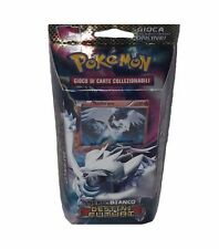 POKEMON Destini Futuri Effetto Esplosivo DECK FACTORY SEALED ITA RARE NEW