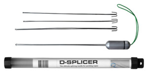 D-SPLICER, SPLICING NEEDLE'S, singles or sets, ideal gift idea