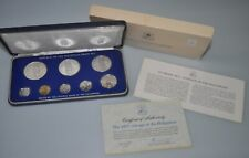 1975 Banko Sentral Commemorative PROOF SET Philippine Coins  by Franklin Mint