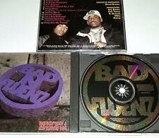 RAPPIN RON ANT DIDDLY DOG Bad Influenz CD RAP G FUNK TOO SHORT BANKS Random lp