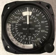 NEW! United Instruments Airspeed Indicator - P/N: 8130