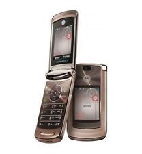 MOTOROLA RAZR2 V9 3G 2GB Gold Ohne Simlock Handy Mobile Cell Phone Klapphandy
