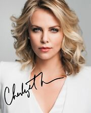 CHARLIZE THERON #1 - 10x8 PRE PRINTED LAB QUALITY PHOTO PRINT - Free Delivery