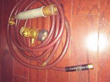 Hose /& Regulator AR-MC A-3 TIP Used Turbotorch Acetylene Torch