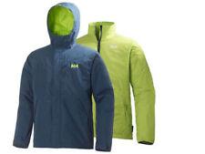 HELLY HANSEN Mens Deep Steel Blue Squamish CIS 3 in 1 Coat Jacket Small BNWT