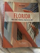 43rd Edition Florida Real Estate Principles, Practices& Law