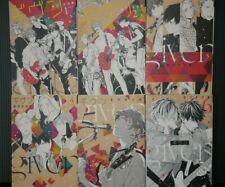 JAPAN Kizu Natsuki Manga LOT: given vol.1~6 Set
