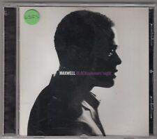 MAXWELL - black summer's night CD