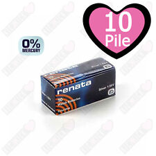Batterie Ossido D'argento per orologi 377 364 SR626S