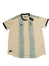 Adidas $130 2019 Argentina Home Soccer Jersey Climachill Dp0225 Size 2Xl Nwt