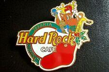 HRC Hard Rock Cafe Jakarta Christmas 1997 Logo