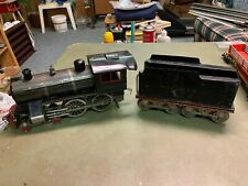 Lionel Standard Gauge - 6 Steam Engine and Tender (R)