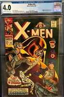 X-Men #33 CGC 4.0 White Pages