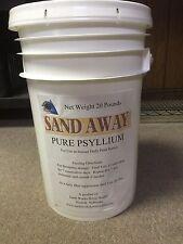 Psyllium Husk Powder 20lb Pail