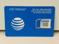 AT&T $65 Prepaid plan. Unlimited text, call, Unlimited data. 30 days / 1 Month.