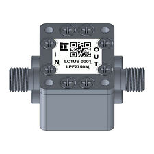 Low Pass Filter (LTCC Construction) Pass Band DC-2750MHz