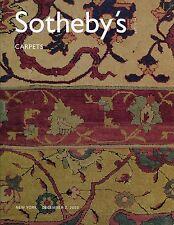 CATALOGO SOTHEBY'S CARPETS NEW YORK TUESDAY DECEMBER 2 2003