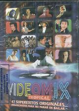 DVD VIDEOMIX TROPICAL NEW GILDA RAFAGA LOS PALMERAS BANDA XXI ANTONIO RIOS ANGIE