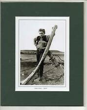 James Dean Giant- 10x8 Small Mounted Print