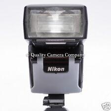 Nikon SB-50DX Speedlight - FILM & DIGITAL COMPATIBLE CLOSE-UP COVERS 14MM ON FX
