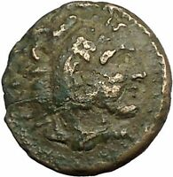 Alexander III the Great as Hercules 336BC Ancient Greek Coin Bow Club i39314