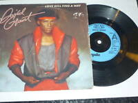 "DAVID GRANT - Love Will Find A Way - Scarce 1983 UK 7"" Vinyl SIngle"