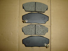 D409 Premium Semi Metallic Quality FRONT DISC BRAKE PAD SET D409