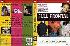 FULL FRONTAL (2002) dvd ex noleggio