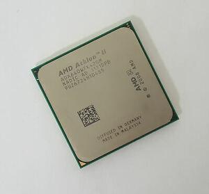 AMD Athlon II X4 640 - 3,0GHz Quad Core Prozessor Sockel AM2+ AM3 ADX640WFK42GM