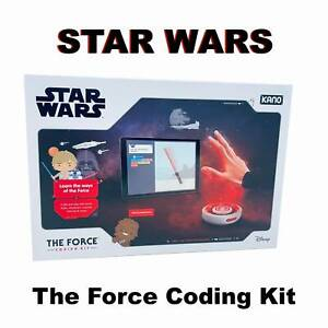 Kano Star Wars The Force Coding Kit STEM Learning Kids Learn To Code Starwars