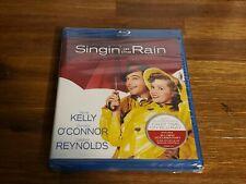 Singin' in the Rain [New Blu-ray, 1952, 2012] Gene Kelly. Brand New Sealed.
