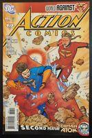 ACTION COMICS #886 (2010 DC Comics) ~ VF/NM Book (Superman)