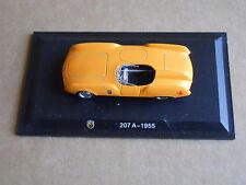 Leo Models CAR DIE CAST 1:43 NEW - ABARTH 207 A - 1955   [MV-13 ]