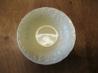 """Nikko Japan WOODBURY YELLOW Soup Cereal Bowl 7""""       8 available"""