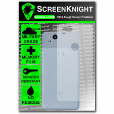 ScreenKnight Google Pixel 2 - BACK PROTECTOR - Military Shield