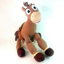 Disney Pixar Toy Story 2 Large Jumbo Bullseye Horse Plush Toy Disney Store 2000
